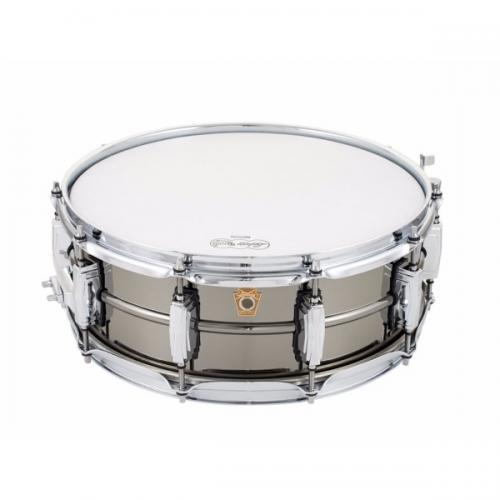 "Ludwig LB416 Black Beauty 14x5"" - Smooth Shell"