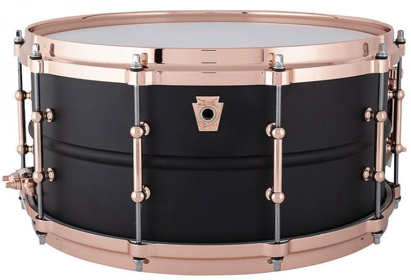Ludwig Hot Rod Black Beauty 14×6.5″ Snare