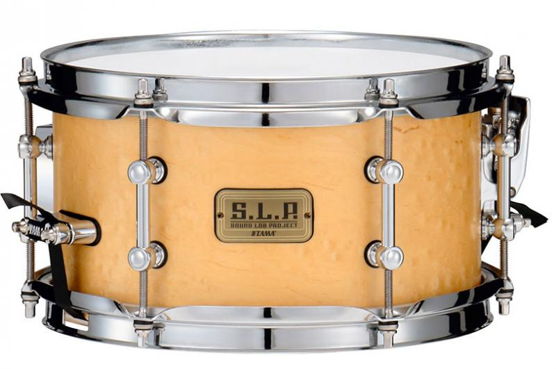 Virvel SLP  5½''x10'' Figured Maple + MC69, Tama