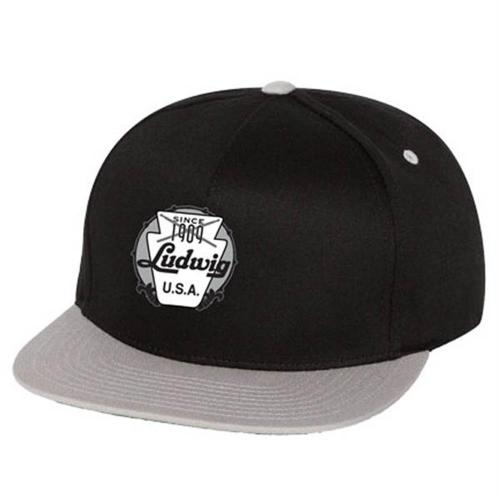 Ludwig Flatbill Patch Hat