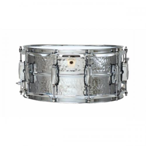 "Ludwig LM400K Supraphonic 14x5"" -  Hammered Shell"
