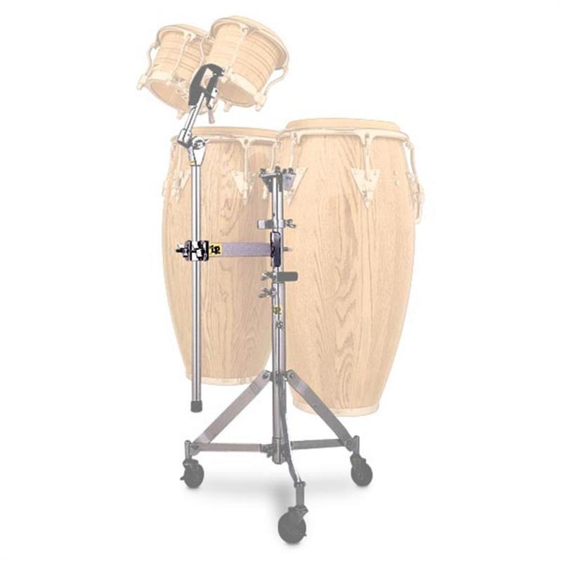 Latin Percussion Double Conga Stand Bongo Bracket