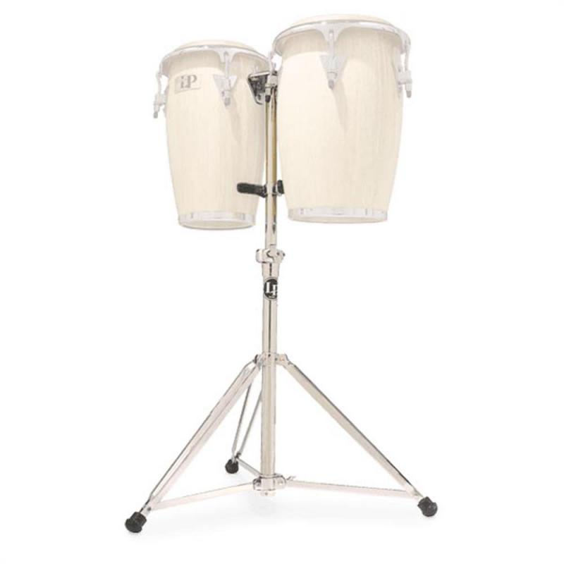 Latin Percussion Double Stand for Jr Congas