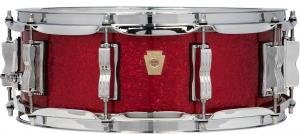 """Ludwig LS401 Classic Maple Snare 14x5"""" - Red Sparkle"""
