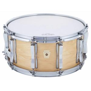 """Ludwig LS403 Classic Maple Snare 14x6.5"""" - Natural Maple"""