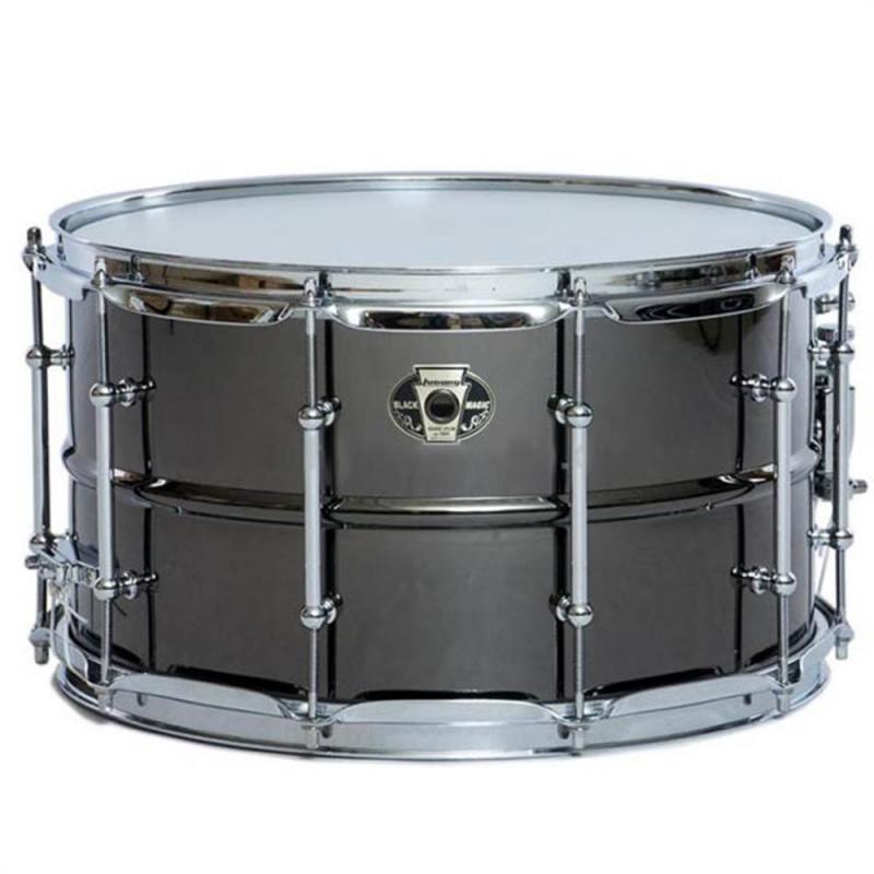 Ludwig LW08014C Black Magic Snare 14×8″