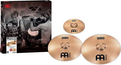 MCS Cymbal-set 16-18+10