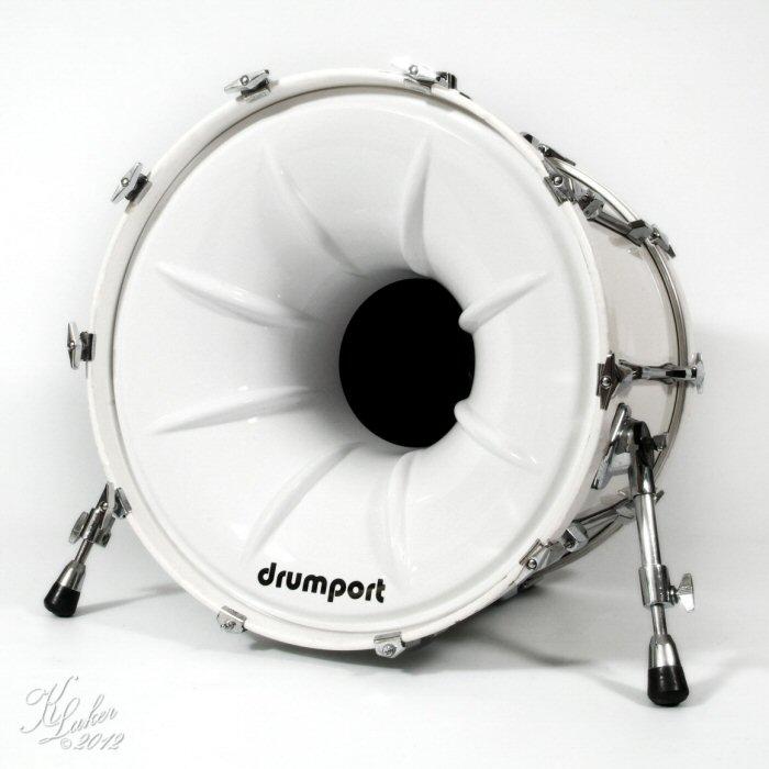 Drumport - Megaport och Glowport
