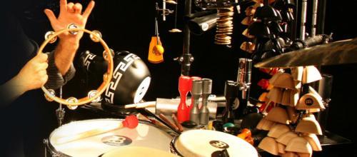 Meinl Percussion i butiken