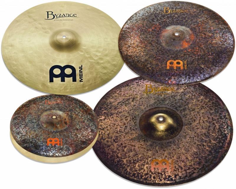 Mike Johnston Pack Byzance, Meinl MJ401+18
