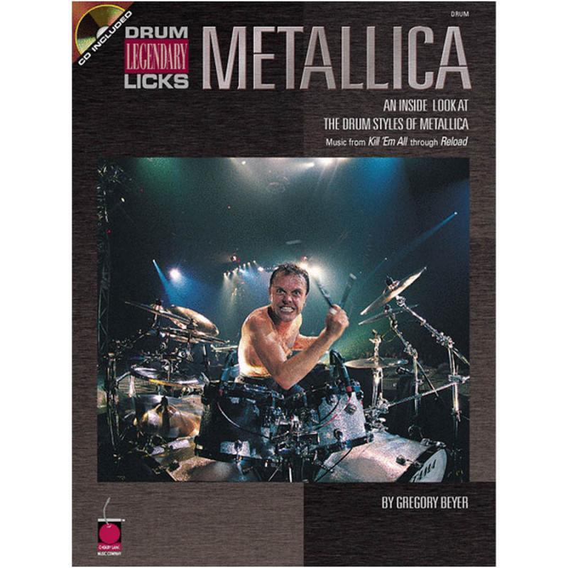 Legendary Drum Licks: Metallica