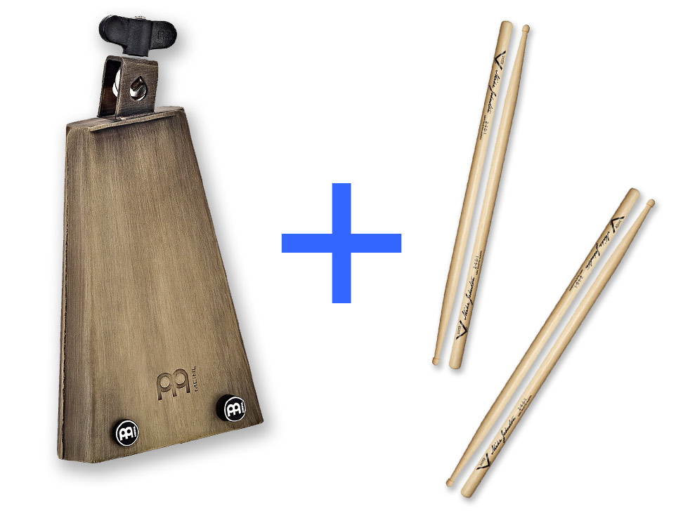 Mike Johnston Groove Bell + Vater-stockar