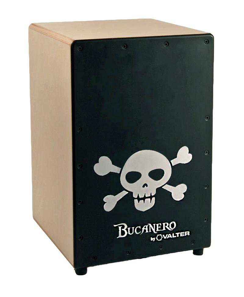 Minibox Pirate, Valter percussion