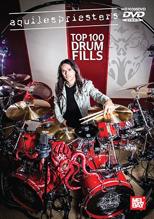 Aquiles Priester: Top 100 Drum Fills DVD
