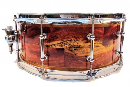 Exotic wood series 14x6, BeatHeadDrums