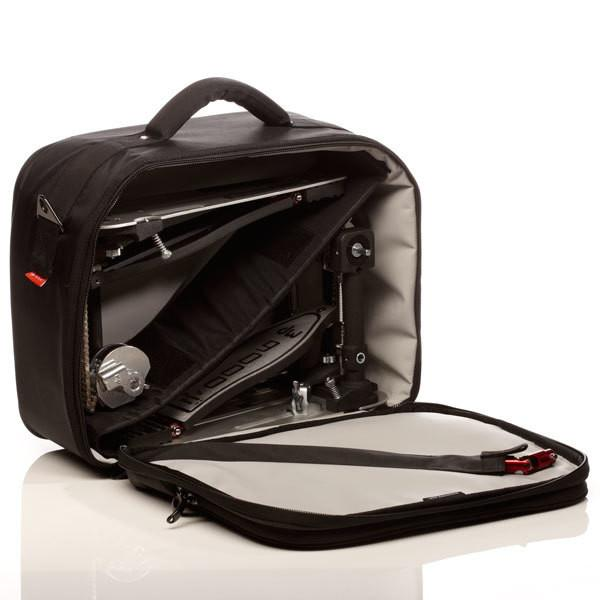 M80 series Double Pedal Case Black - MONO