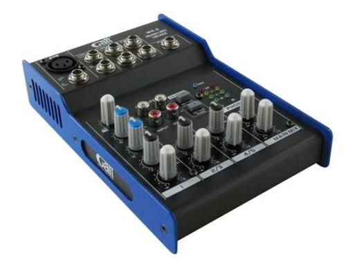 Gatt Audio Mixer
