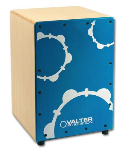 Minibox, Valter Percussion,
