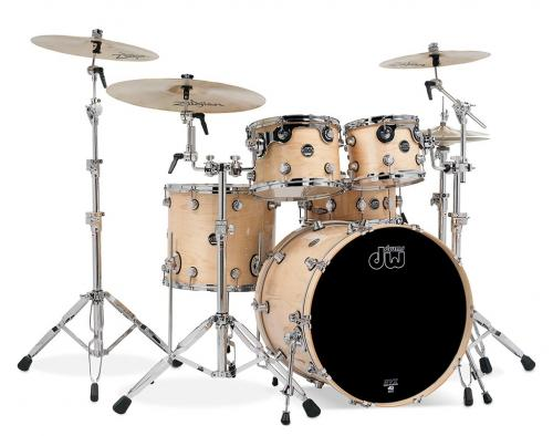 DW Performance, Natural Lacquer - 4-delars set