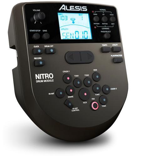 Alesis Nitro Mesh Sound Module(Nitro Mesh Kit)