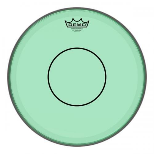 "13"" Colortone Green Powerstroke 77 virvelskinn, Remo"