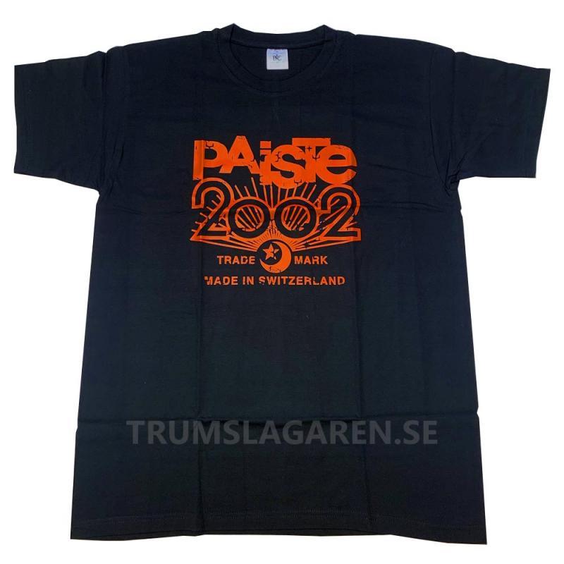 Paiste 2002 T-shirt, Paiste
