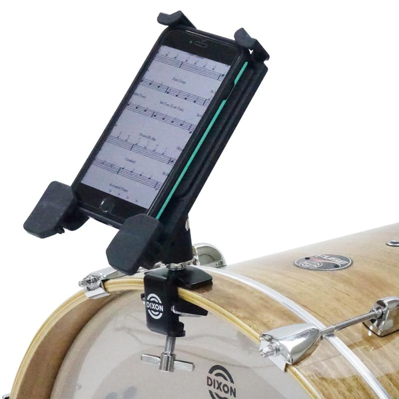 Bass Drum Hoop Device Holder