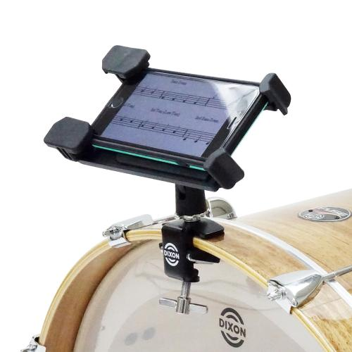 Bass Drum Hoop Device Holder