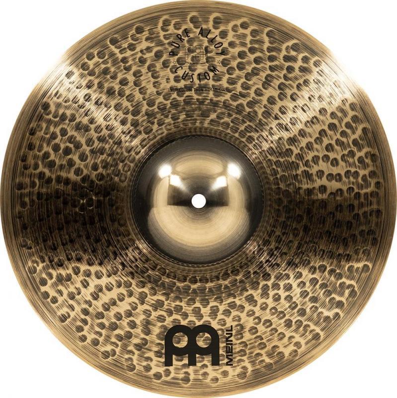 """15"""" Pure Alloy Custom Medium Thin Hi-Hat"""