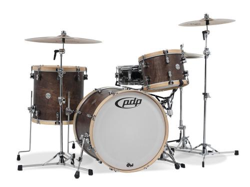 "PDP Concept Maple Classic Wood Hoops, 13""/16""/22"" Shell Pack"