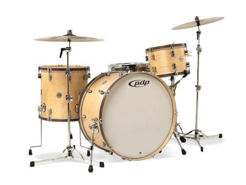 "PDP Concept Maple Classic Wood Hoops, 13""/16""/24"" Shell Pack"