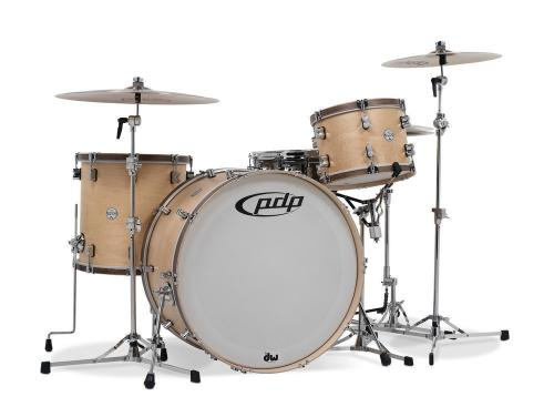 "PDP Concept Maple Classic Wood Hoop, 13""/16""/26"" Shell Pack"