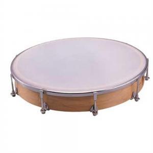Dixon 8″ Frame Drum Wood w/Mallet