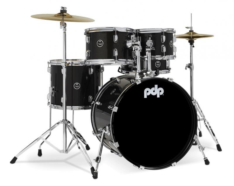 PDP Centerstage Black Onyx Sparkle, PDCE2215KTBO