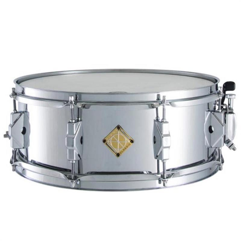 Dixon Classic Steel 14×5.5″ Snare Drum