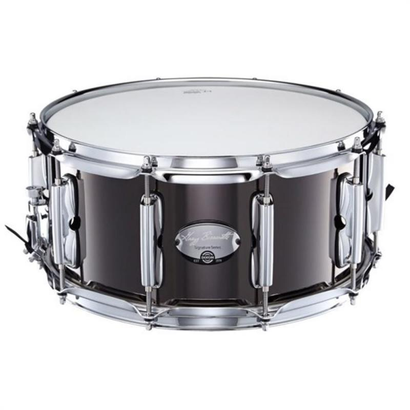 Dixon Gregg Bissonette Signature Snare 14 x 6.5″ – Steel