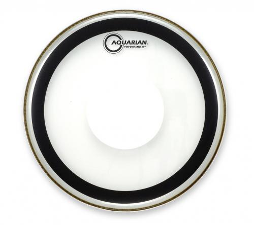 """10"""" Performance II Clear With Power Dot, Aquarian"""