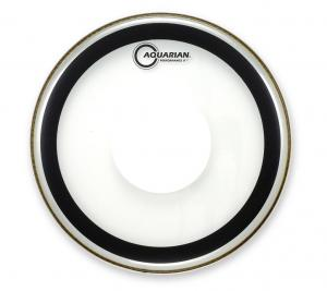 """12"""" Performance II Clear With Power Dot, Aquarian"""