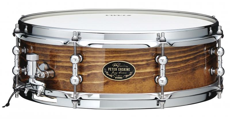 Peter Erskine Signature Jazz Snare, TAMA