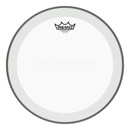 "10"" Powerstroke 4 clear, Remo"