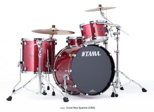Tama Starclassic Performer B/B, CRD - Coral Red Sparkle, 32RZS - 3 delars