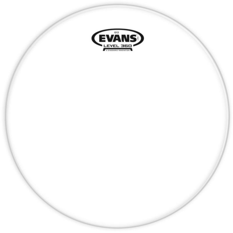 "6"" Clear Genera G12, Evans"