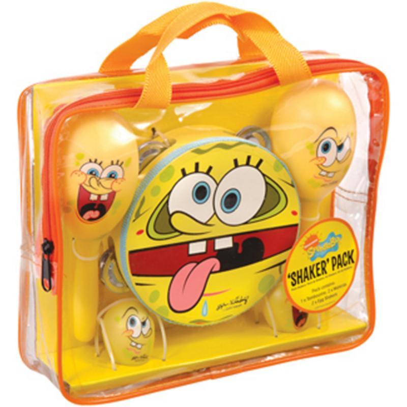 SpongeBob SquarePants Shaker Pack