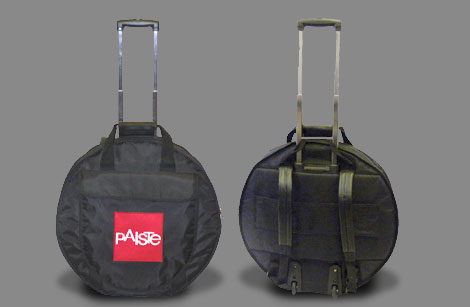 "Paiste 22"" Professional Cymbal Trolley Bag Black"