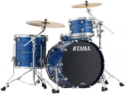 Starclassic Performer B/B, Laquer Ocean Blue Ripple, 3-delars