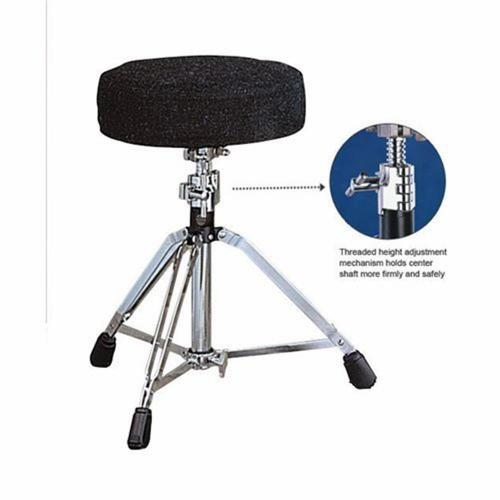 Dixon PSN9000 Drum Throne Round Vinyl