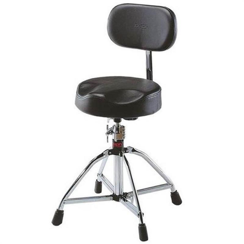 Dixon PSN9212K Drum Throne w/Backrest