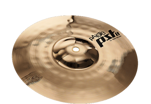 "10"" PST 8 Reflector Rock Splash, Paiste"