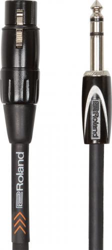 4.5 m (XLR/Tele) - Black Series, Roland