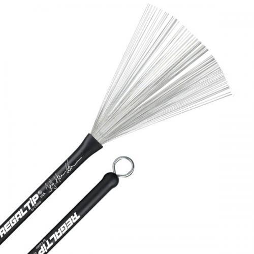 Regal Tip Jeff Hamilton Heavy Wire Brush